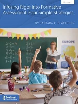 Infusing Rigor into Formative Assessment: Four Simple Strategies Snapshot Cover