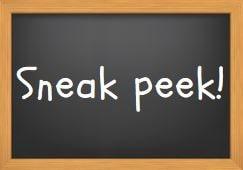 Sneak Peek Graphic