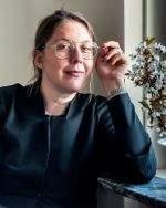 photo of author Sofia Ahlberg