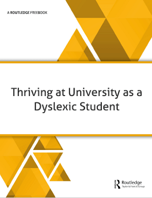 Thriving at University as a Dyslexic Student