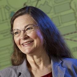 Margaret Robertson Author Portrait