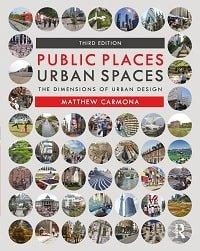 Public places urban spaces book cover