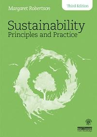 Sustainability Principles and Practice Book Cover Image