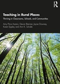 Teaching in rural places book cover