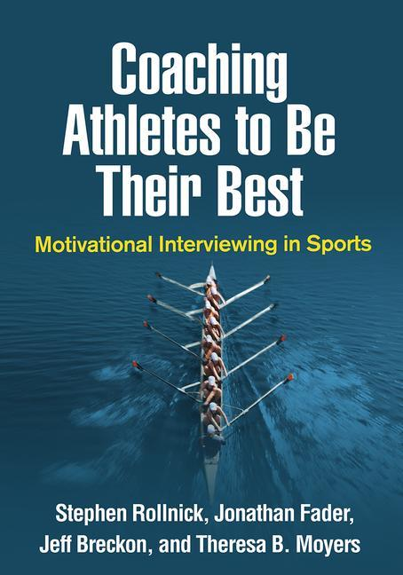 Coaching Athletes to Be Their Best book cover