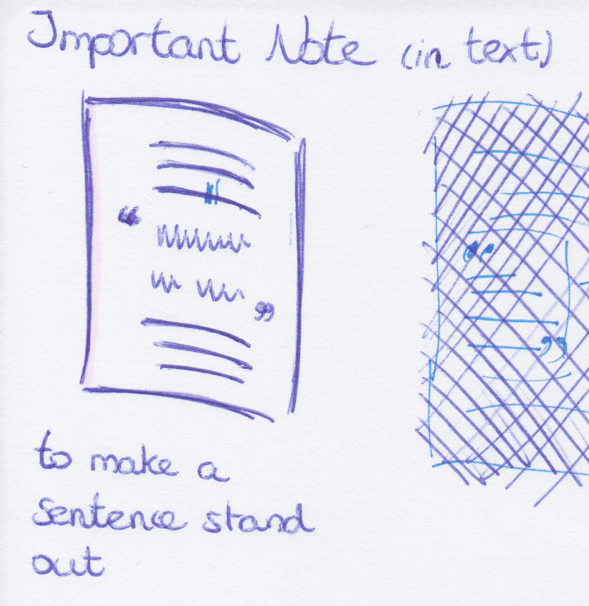 Data Sketches - Quote & Important sentence