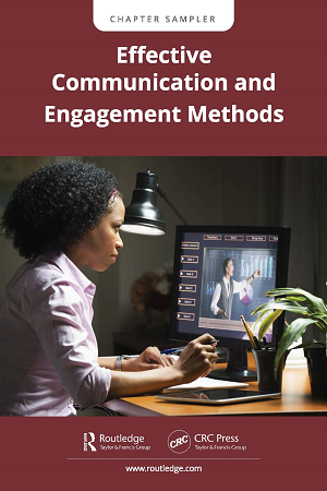 Effective Communication and Engagement Methods: Chapter Sampler Cover