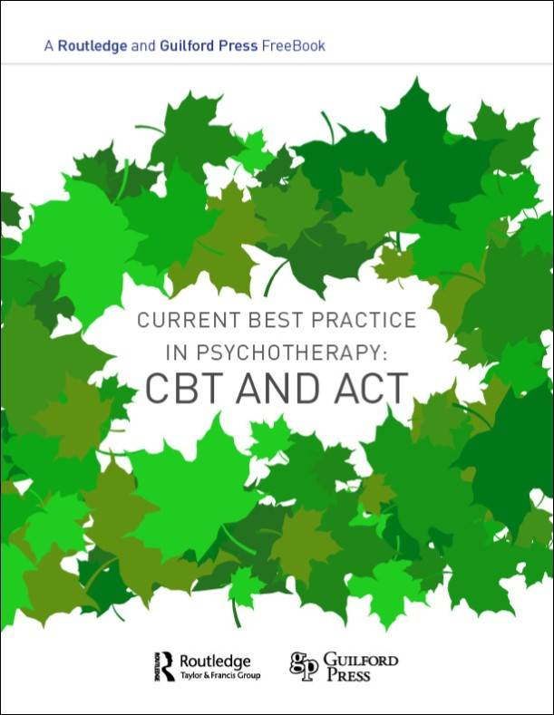CBT and ACT FreeBook cover image