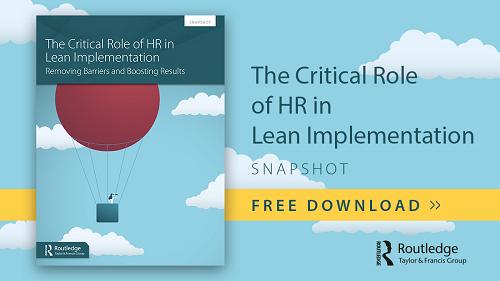 HR in lean implementation