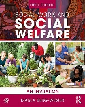 Social Work and Social Welfare Cover