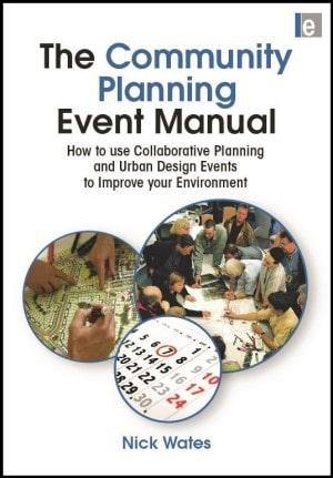 Community planning event manual book cover