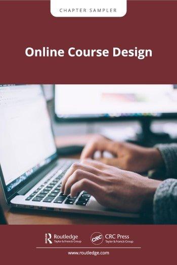 Online Course Design cover