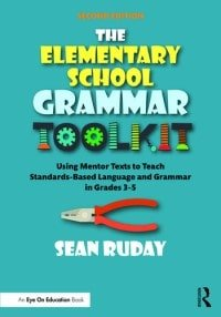The Elementary School Grammar Toolkit book cover