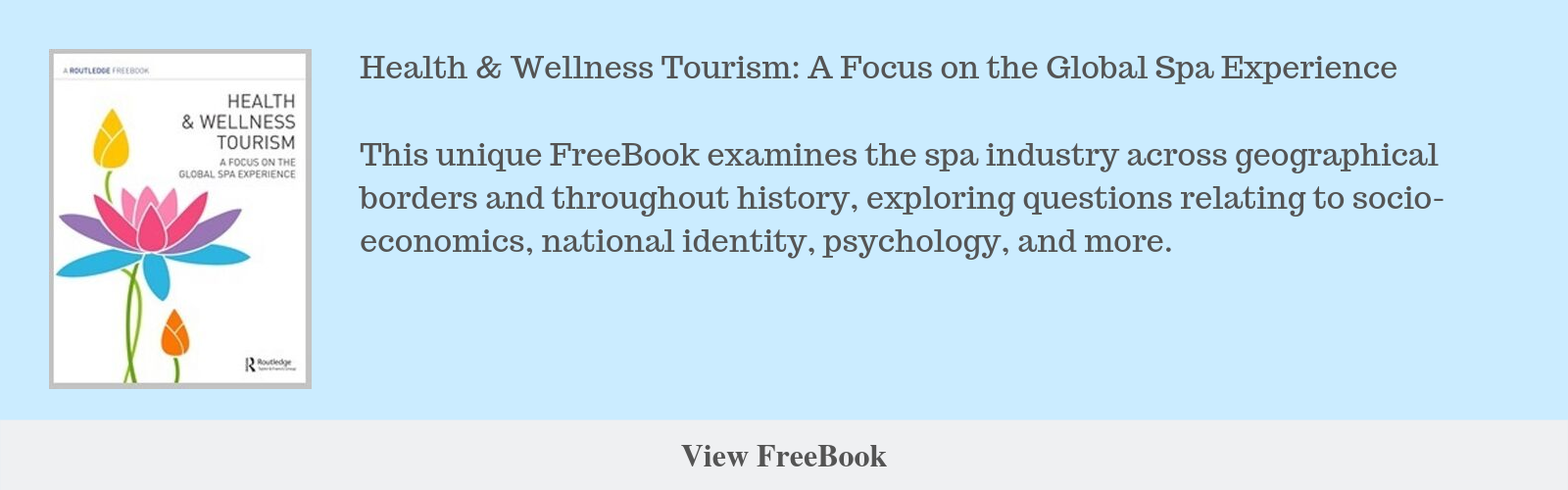 Tourism, Hospitality and Events: 5 Tips for the Tourism